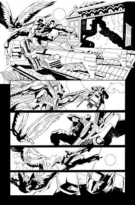 Savage Hawkman #12/Page 5
