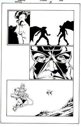 Death of the New Gods #5/Page 28