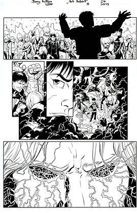 Legion of Superheroes #5/Page24