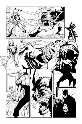 Detective Comics #26/Page 8    SOLD