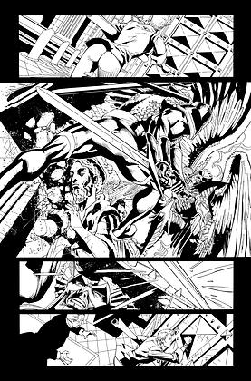 Savage Hawkman #11/Page 9