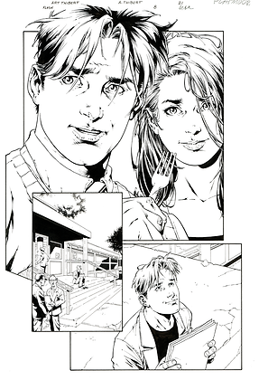 Flash #8/Page 21