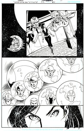 History of the DC Universe #4/Page 21     SOLD
