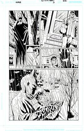 Batman: Widening Gyre #5/Page 22
