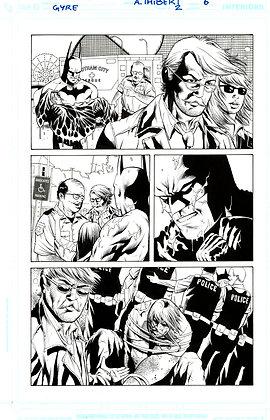 Batman: Widening Gyre #2/Page 6
