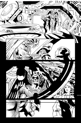 Savage Hawkman #12/Page 11