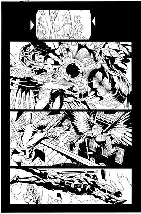 Savage Hawkman #12/Page 1
