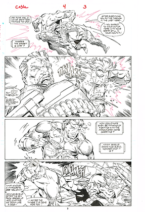 Cable #4/Page 3