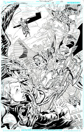Green Arrow #13/Page 20    SOLD