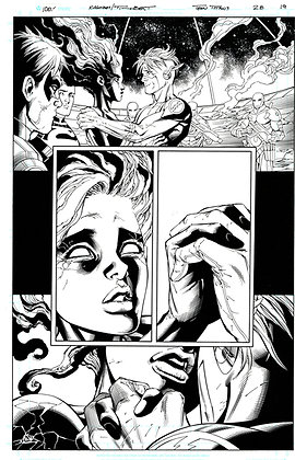 Teen Titans #28/Page 19