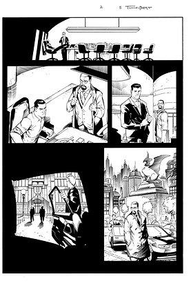 Batman: Arkham Knight #1/Page 15