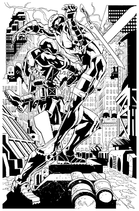 Deathstroke #3/Page 3      SOLD