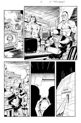 Batman: Arkham Knight #1/Page 17