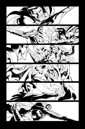 Savage Hawkman #0/Page 16