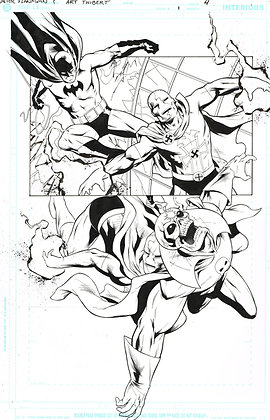 Batman: Widening Gyre #1/Page 4