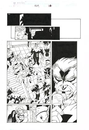 X-Men #69/Page 11