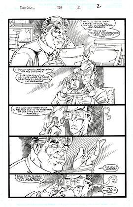 DareDevil #358/Page 2