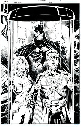 Teen Titans Annual #1/Page 5       SOLD