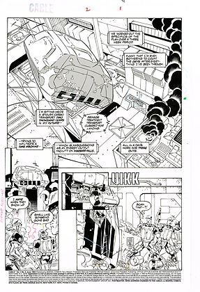 Cable #2/Page 1