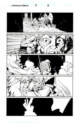 Crimson Dawn #3/Page 5
