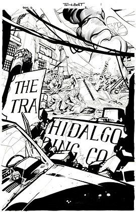Doc Savage #2/Page 1