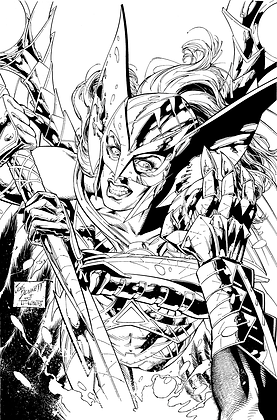 Savage Hawkman #13 Cover