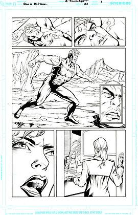 Doom Patrol #22/Page 1