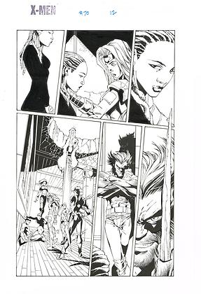 X-Men #70/Page 12