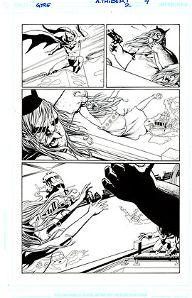 Batman: Widening Gyre #2/Page 4