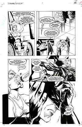 Batman/Wildcat  #1/Page 17