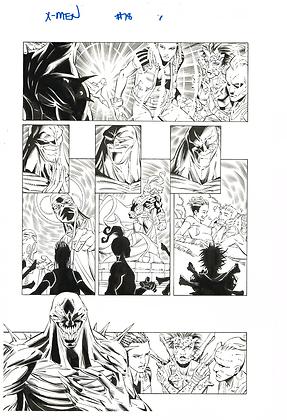 X-Men #78/Page 7