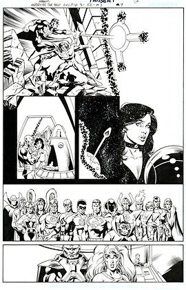 History of the DC Universe #4/Page 22   SOLD