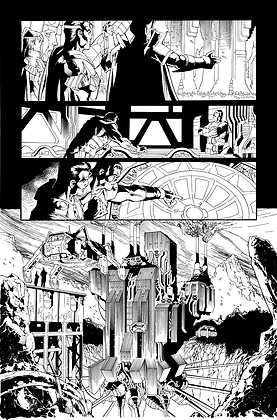 Savage Hawkman #0/Page 7