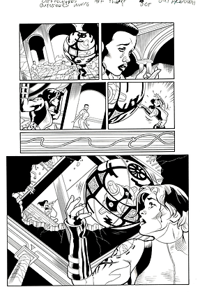 Outsiders/Wonder Woman #1/Page 18