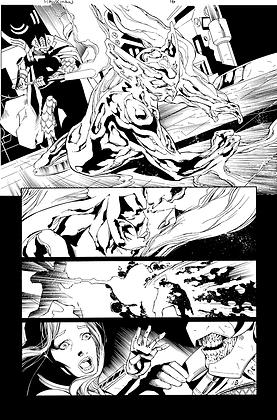 Savage Hawkman #16/Page 5