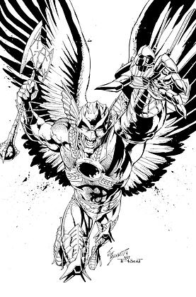 Savage Hawkman #0 Cover