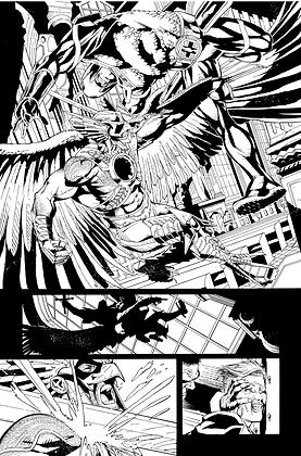 Savage Hawkman #11/Page 10