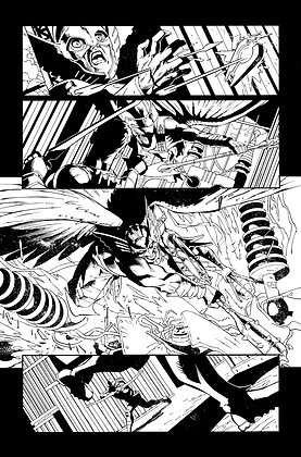 Savage Hawkman #14/Page 6