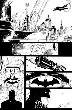 Batman: Arkham Knight #1/Page 28
