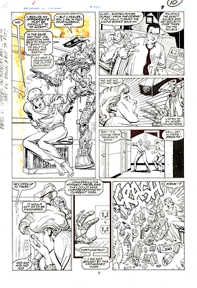 Adventures of Superman #468/Page 8