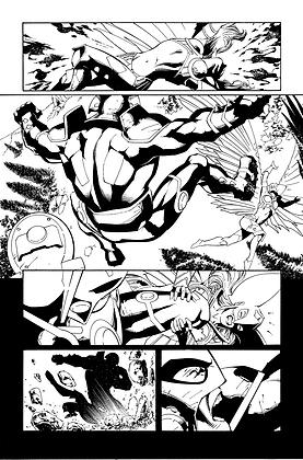Savage Hawkman #13/Page 11