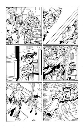Future's End #4/Page 2