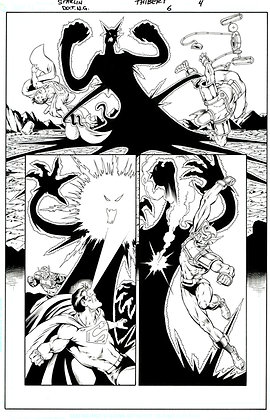 Death of the New Gods #6/Page 4