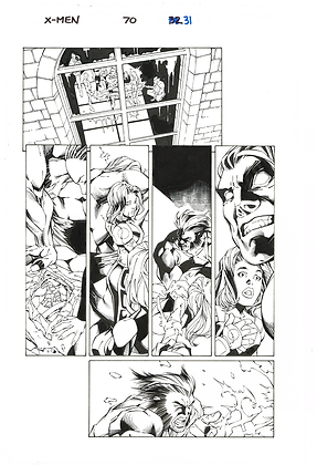 X-Men #70/Page 31