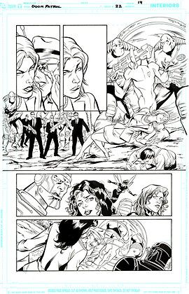 Doom Patrol #22/Page 19