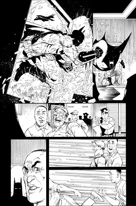 Batman: Arkham Knight #2/Page 12