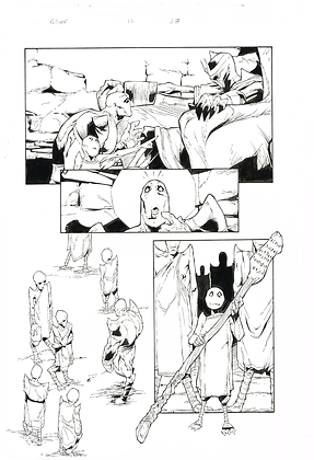 Bishop #12/Page 38      SOLD