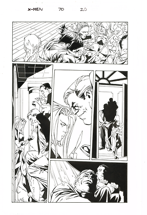 X-Men #70/Page 20
