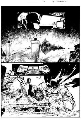 Batman: Arkham Knight #1/Page 19   SOLD