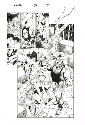 X-Men #71/Page 7